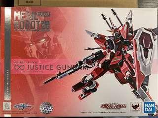 [YH] 全新現貨 日版 Metal Robot 魂 MR 無限正義 高達 Infinity Justice Gundam 超合金 Seed Destiny 全新啡盒未開