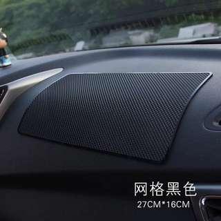 多功能車用防滑墊15×27cm+送兩塊多功能車用細14.5×8.7cm