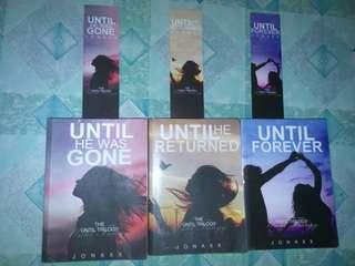 UNTIL TRILOGY by Jonaxx
