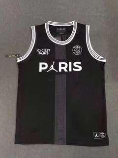 🔥🔥Basketball PSG Jordan jerseys!!
