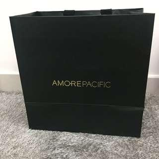 AmorePacific paper bag $20each