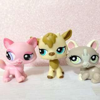 Littlest Pet Shop lps various figures