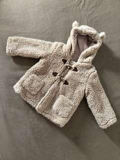 Baby winter jacket 2t