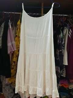#payday30 Cotton on White Casual Dress