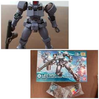HG Gundam Build Divers Leo NPD