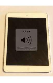 iPad mini 1 16GB WiFi silver