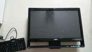 Sony Vaio All-In-One VPCL148FG HDMI Input