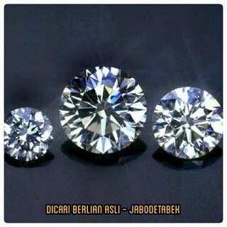 Dicari Berlian Asli - Jabodetabek
