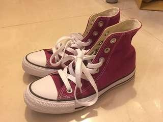 converse all star womens size 35 22CM truck taylor one star vans