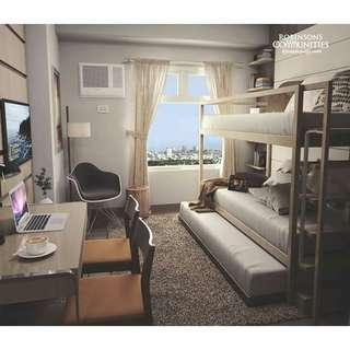 Php 10k Monthly! For Sale Studio unit in Aurora Cubao