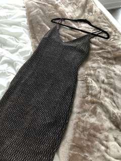 Body con mid dress