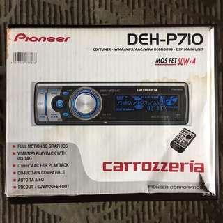 Pioneer Carrozzeria DEH-P710 CD Receiver