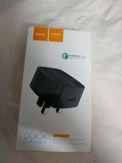 hoco. Qualcomm® Quick Charger 3.0