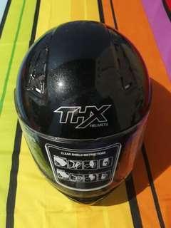 Helm THX NF300 Black Pearl