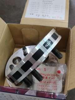 Project Kics 25mm Spacer, Made in Japan.