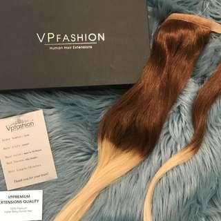 Vp Fashion Ponytail Extension Human Hair 18 Inches