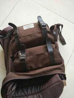 Visval Backpack Coklat