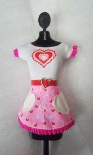 Vintage Barbie Doll Clothes (Dress)