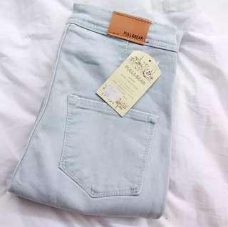 Hw Jeans P&B Light Denim