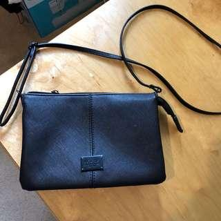 colette black crossbody bag