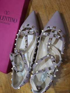 VALENTINO INSPIRED ROCKSTUDDED SHOES