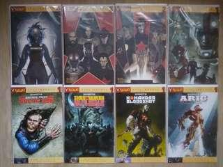 Stalinverse various issues (Valiant Comics) 8 comics