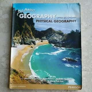 All About Geography Upper Sec Physical Geog