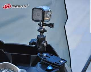 SMNU motorcycle camera holder