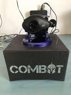 ATC Comabt fishing reel