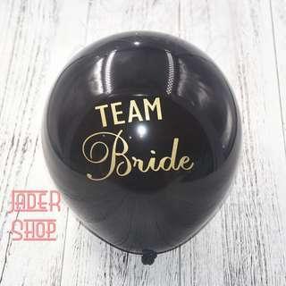 婚禮派對慶祝氣球(四式)