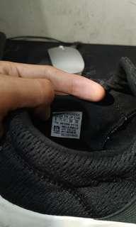 Adidas cloudfoam slip on refine original