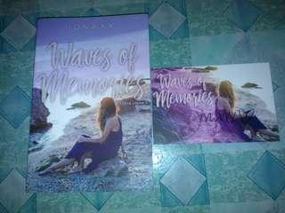 Waves Of Memories (Jonaxx book)