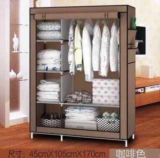 全新簡便衣櫃