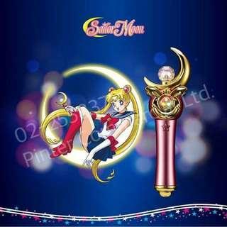 美少女戰士彎月神仗變身器行動電源生日禮物耶誕節禮物聖誕節禮物禮品