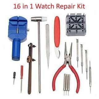 Watch Repair Kit