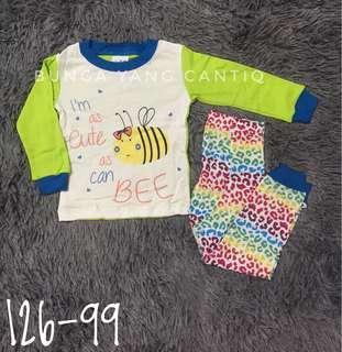 Kids pyjamas cotton
