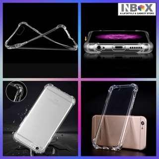 🚚 iP XsMax/XR/Xs/X All iPhone & Samsung Anti Shock Case