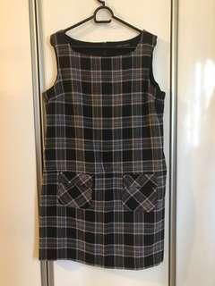Dorothy Perkins Plaid Dress