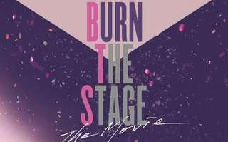 [WTS] BTS BURN THE STAGE THE MOVIE TICKET, ROW A, ORIGINAL PRICE