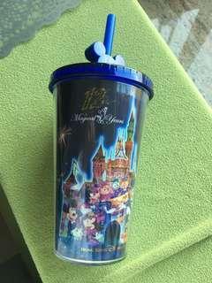 香港、迪士尼Disney 12週年紀念杯