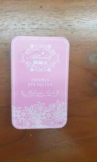 Double eyelid kit - 260 transparent tapes (new)