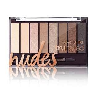 CoverGirl Nudes Eyeshadow Palettes