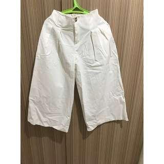 Midi Cullote white