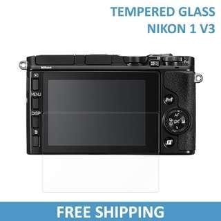 Nikon 1 V3 Tempered Glass Screen Protector