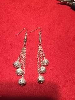 Chandeliers Pearl Earrings