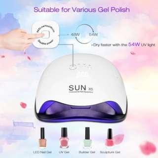 Ultraviolet LEDs Lamp for Gel Polish Nail Care