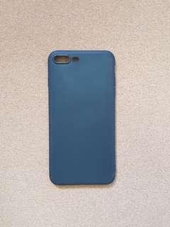 🚚 Iphone 7/8 Plus Plain Black Casing