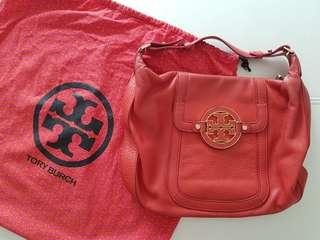 Tory Burch Amanda Shoulder Hobo Bag