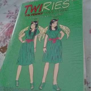 Twiries by Eva Sri Rahayu & Evi Sri Rezeki