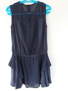 Preloved Zalora Casual Mini Dress